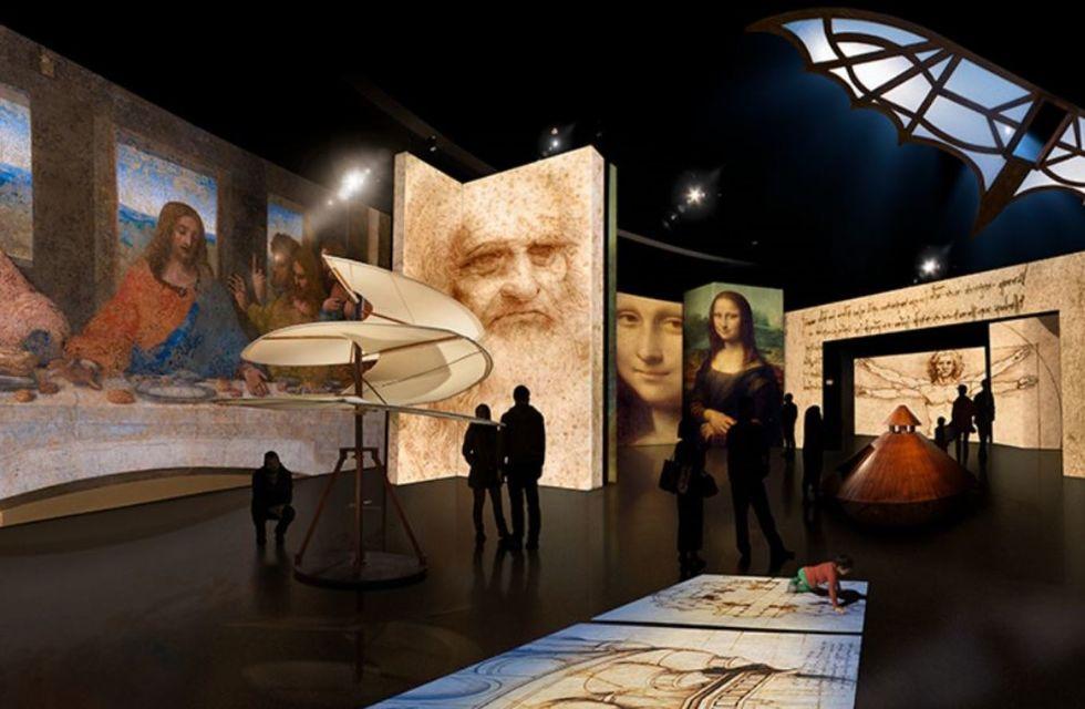 MIS Experience une arte e interatividade