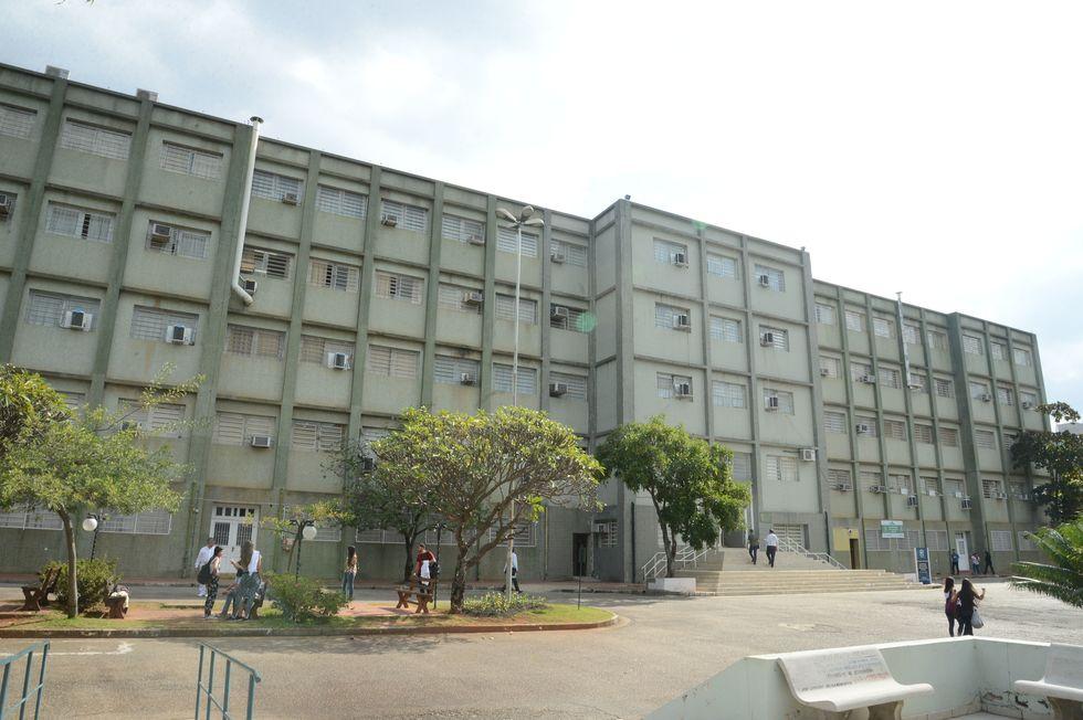 Campus de Sorocaba da PUC. Crédito da foto: Erick Pinheiro / Arquivo JCS (17/6/2019)