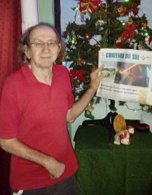 Assinante ganha TV em sorteio do jornal