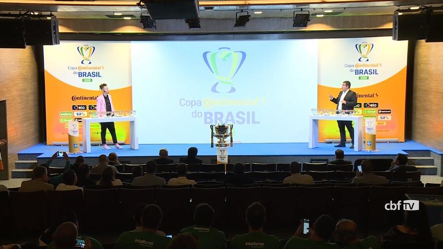 Copa do Brasil define jogos da 4ª fase