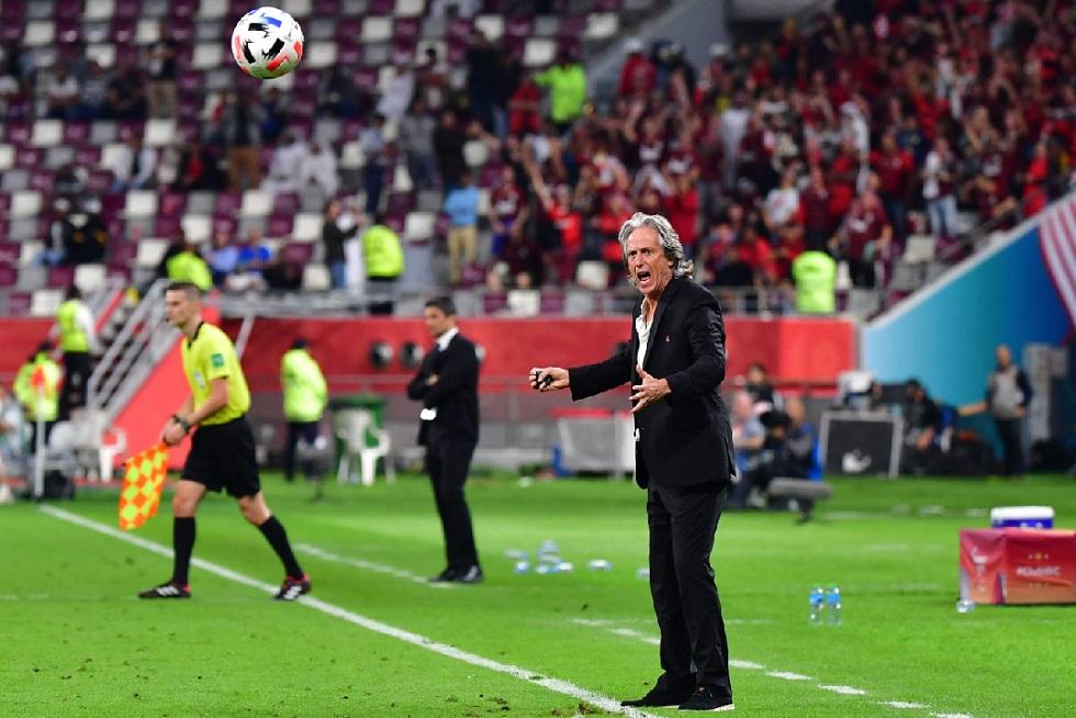 Jesus vê Flamengo em patamar superior e final 'como maior jogo da carreira'