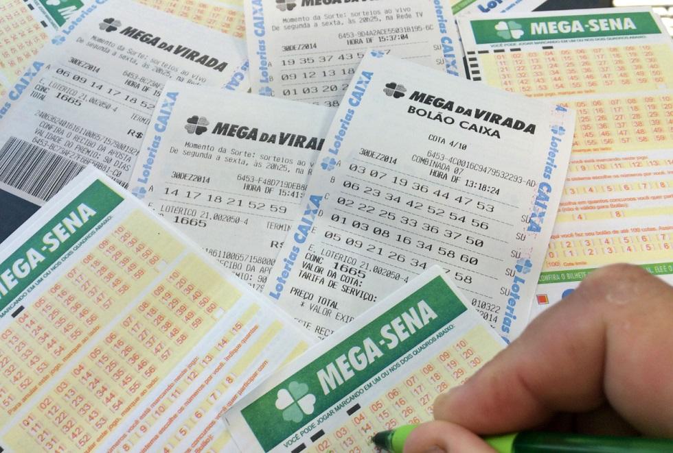 Mega da Virada pagará R$ 300 milhões; veja os números mais sorteados