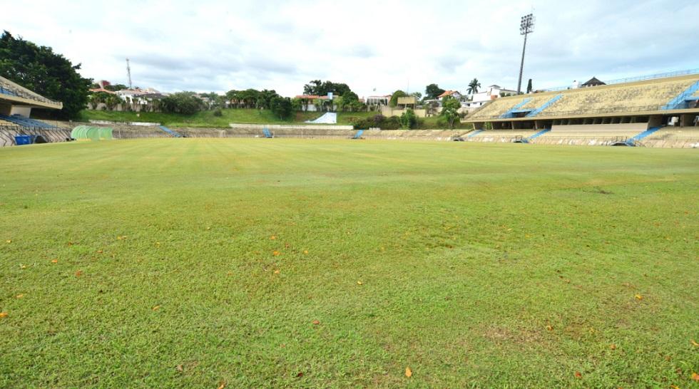 Estádio Walter Ribeiro está praticamente pronto para o São Bento na A2