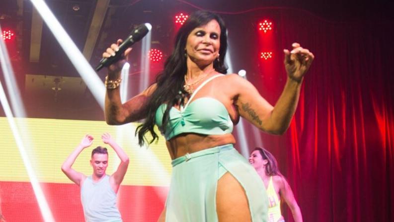 Gretchen anuncia fim de casamento com português Carlos Marques
