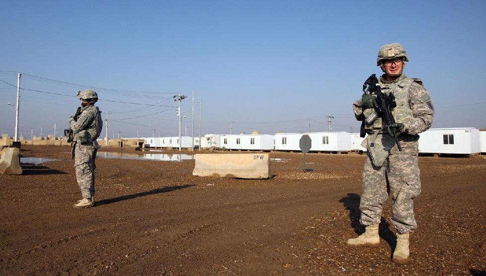 Foguetes caem perto de base iraquiana com tropas dos EUA