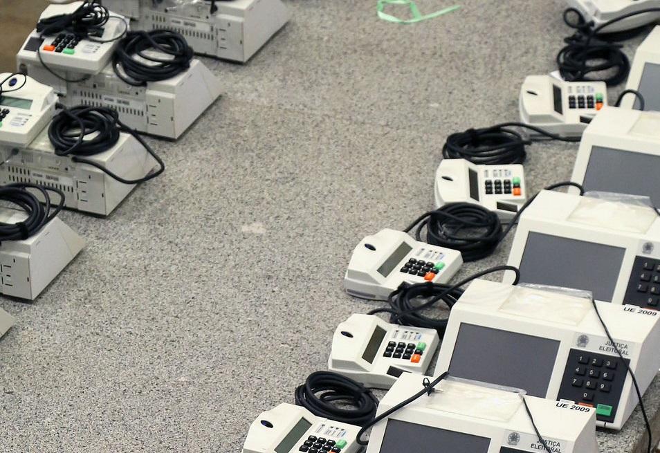 TSE estima comprar 100 mil urnas eletrônicas para eleições de 2020
