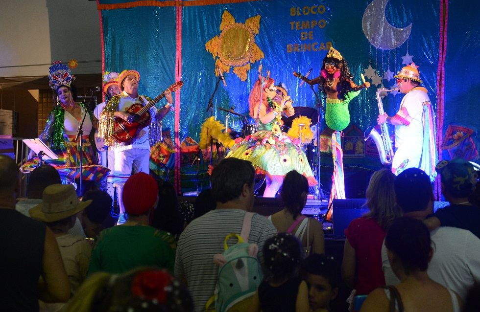 Bloco de Carnaval no Sesc Sorocaba homenageia Cora Coralina