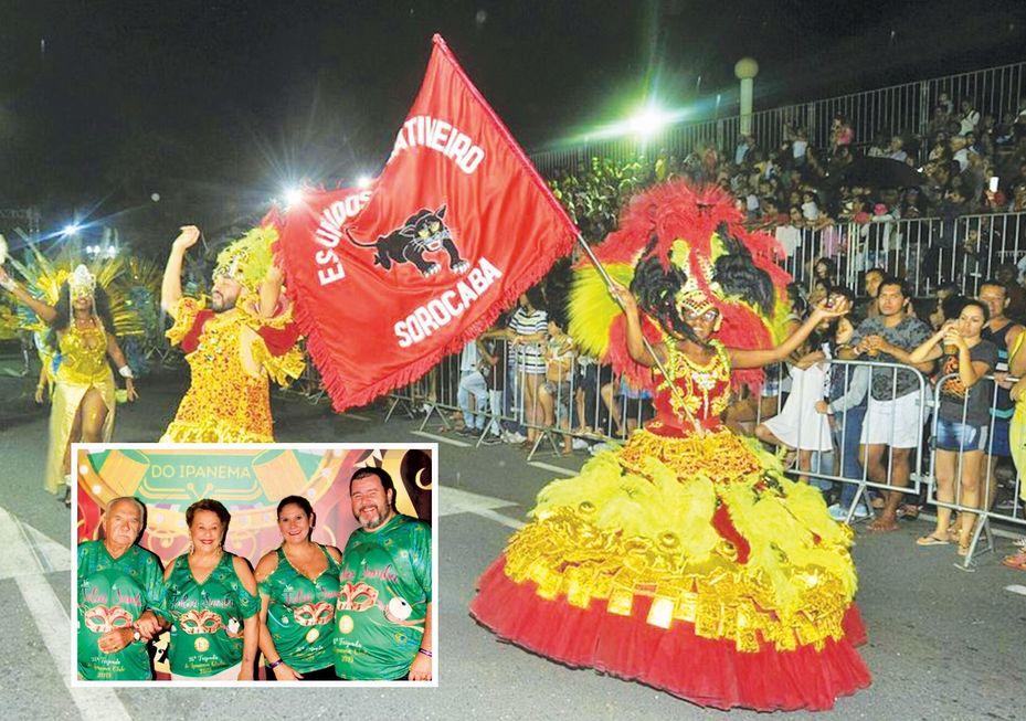 O Carnaval de Sorocaba sem o Lolô