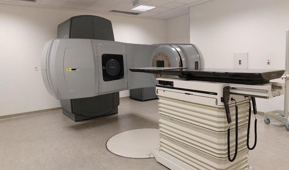 Santa Casa usa hoje novo aparelho de radioterapia