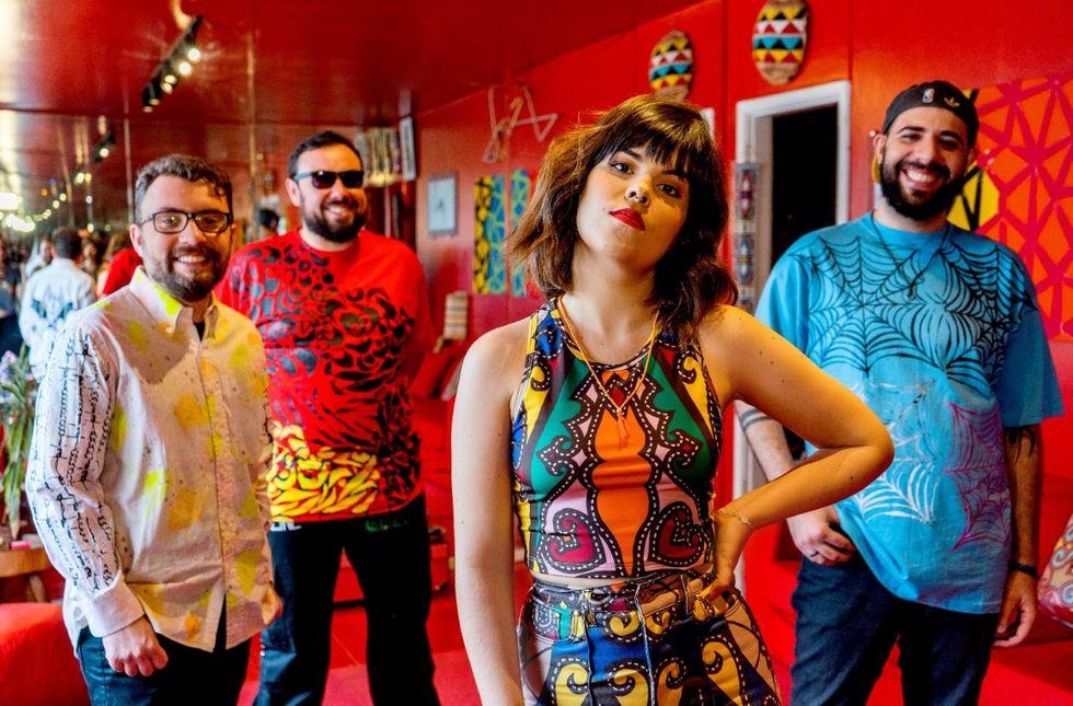 Varal Estrela lança seu primeiro disco