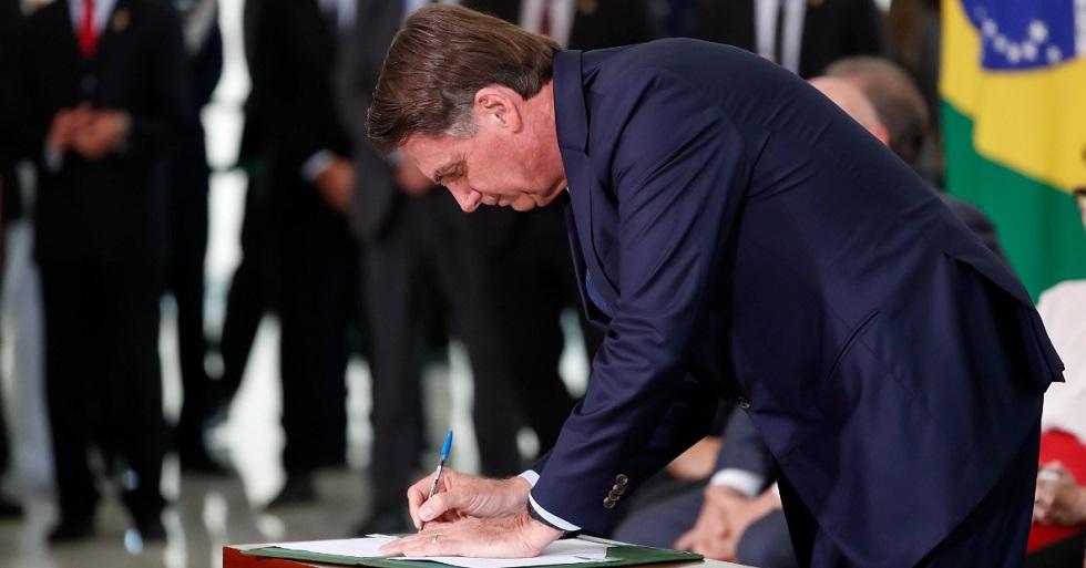 Em live, Bolsonaro propõe mudança na eleição da presidência da OAB