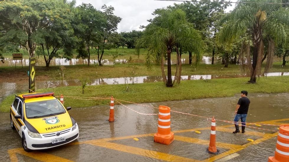 Chuva em Sorocaba
