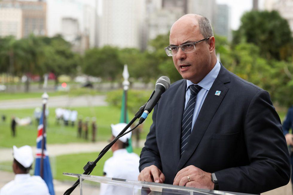 Governador do Rio de Janeiro está com novo coronavírus