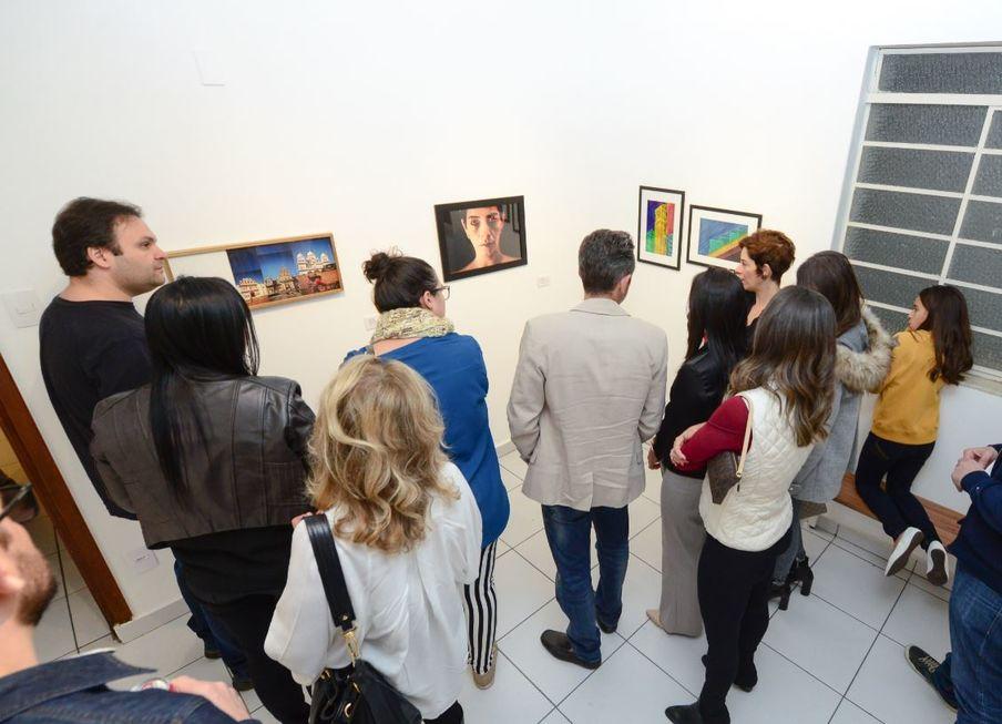 Arte da fotografia, da produção à exposição