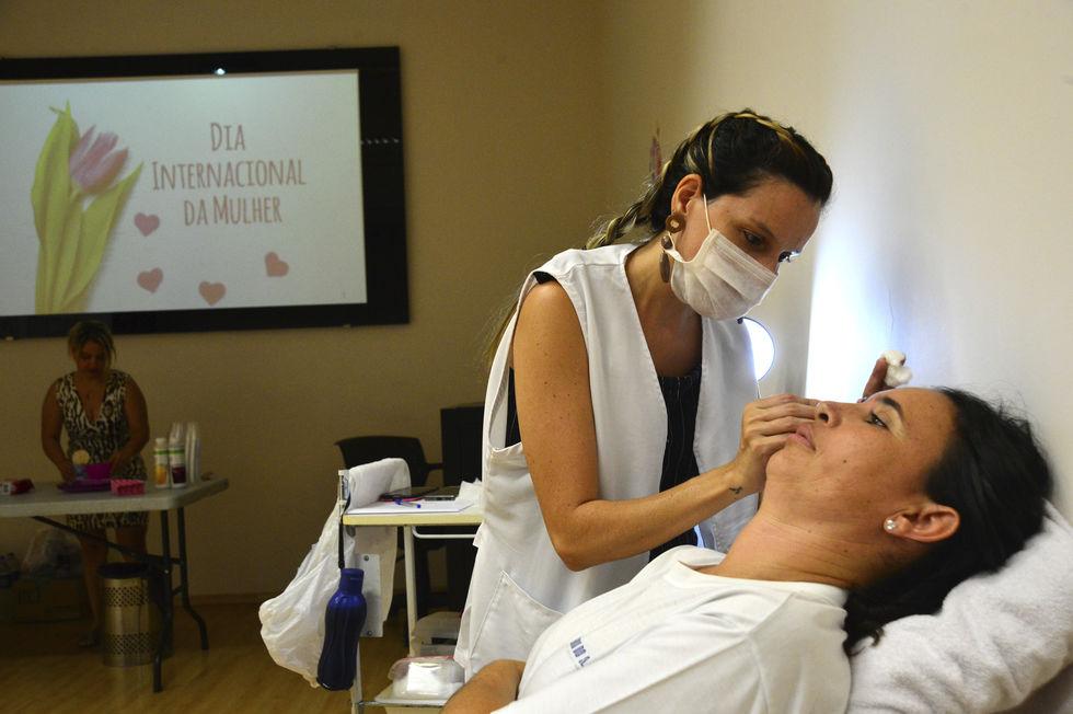 Dia da Mulher tem atividades no Cruzeiro