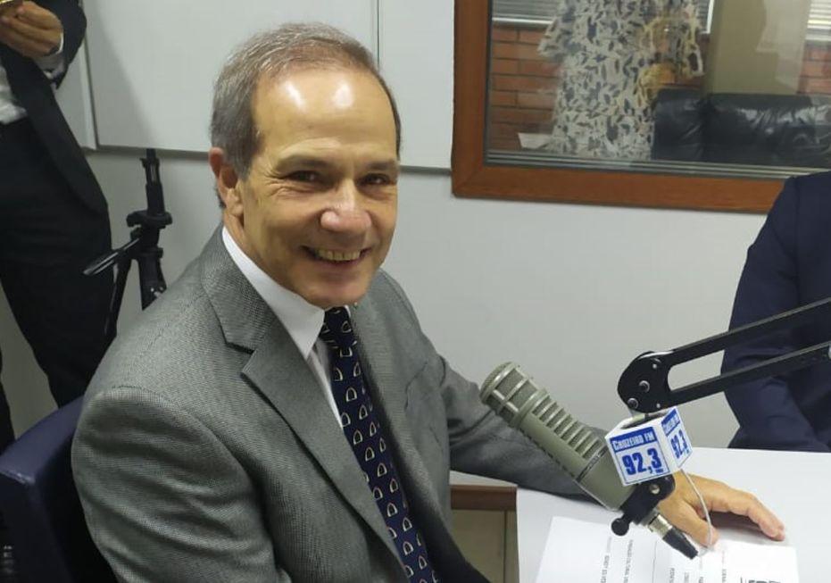 General Peternelli defende emenda do imposto único