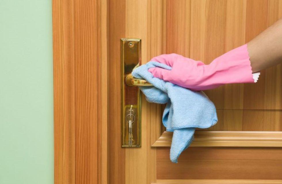 Limpeza e cuidados deixam casa protegida contra o coronavírus