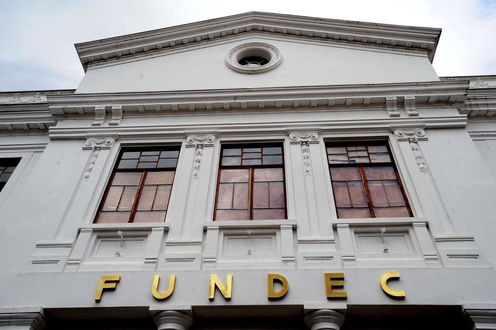 Mais programação para o palco da Fundec