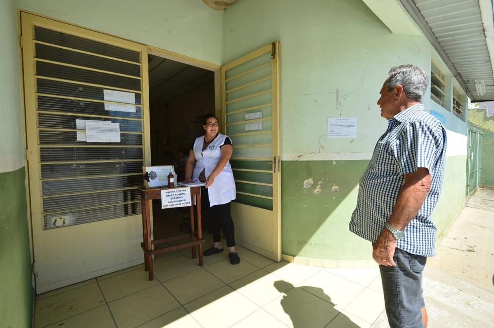 Votorantim recebe mais 4 mil doses