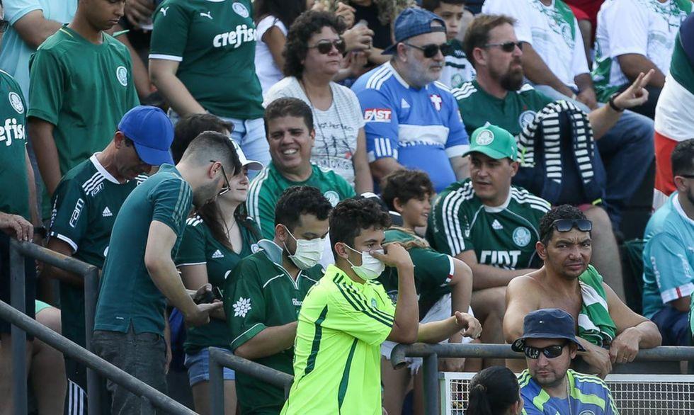 Palmeiras desperdiça chances e fica no 0 a 0 em Limeira