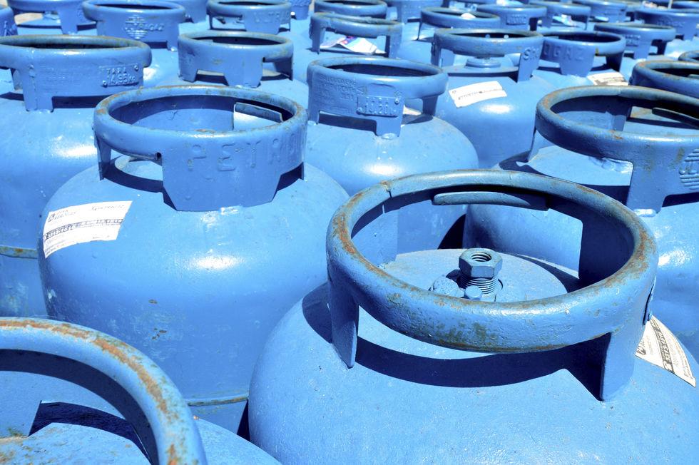 Petrobras reduz preço do botijão em 10%