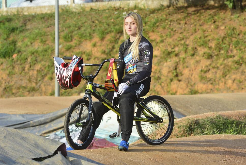 Priscilla Stevaux ainda sonha em ir à Olimpíada
