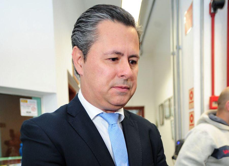 Secretário exonerado