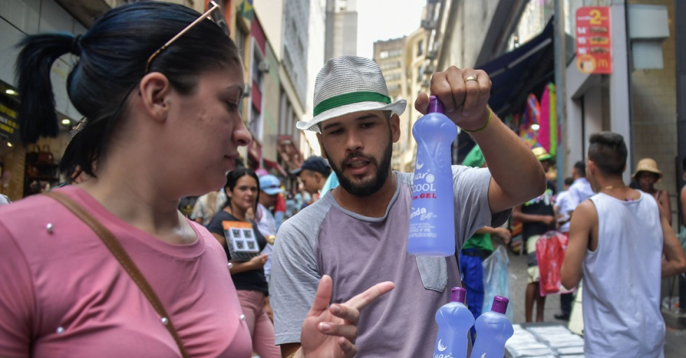 Brasil registra, pelo menos, sete mortes por coronavírus