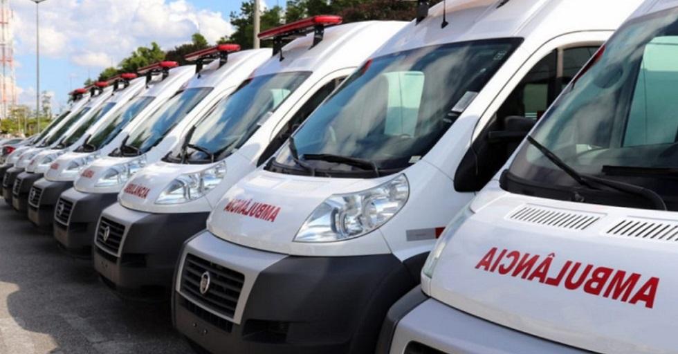 Sorocaba garante mais oito ambulâncias para fortalecer atendimento