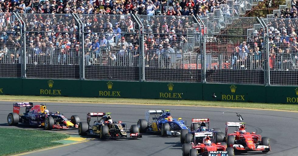 GP da Austrália de F1 será disputado com portões fechados