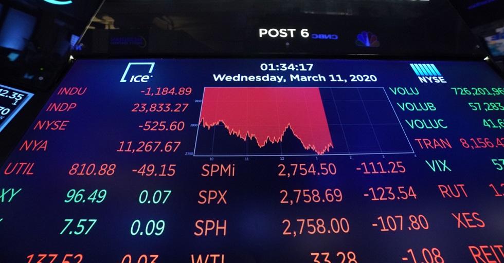 Bolsa cai 0,7%, mas fecha 2º trimestre com ganho de 30%
