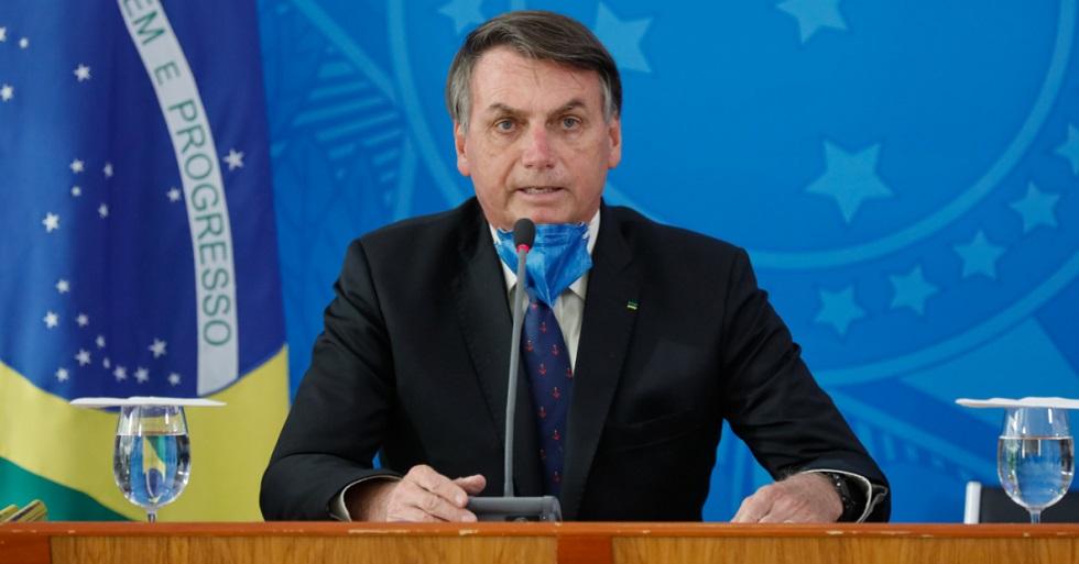 'Estado de sítio não está no nosso radar', diz Bolsonaro