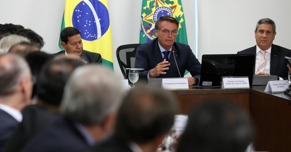 Bolsonaro pede estudos para criar 'zona franca' na Ilha do Marajó