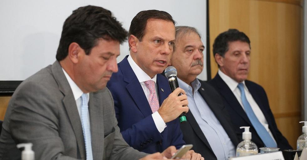 Governo de São Paulo anuncia suspensão de eventos com mais de 500 pessoas