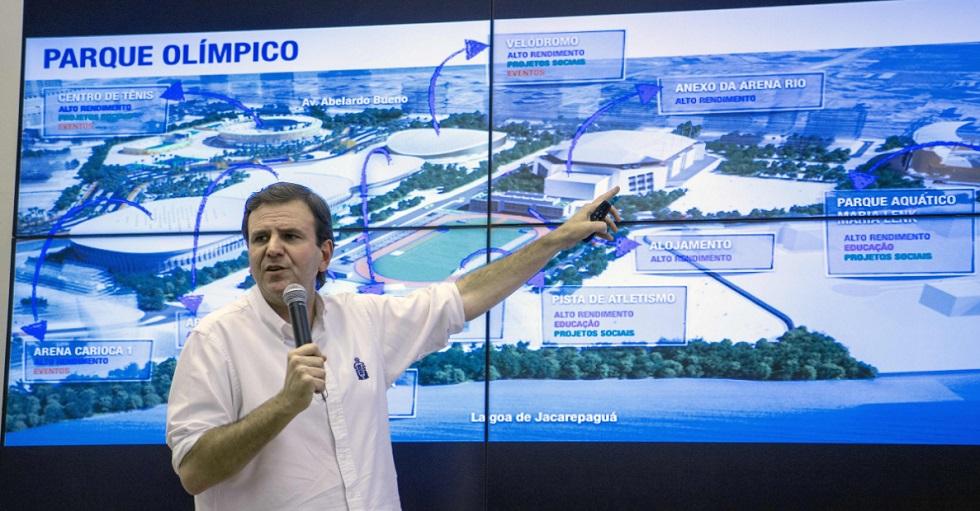 Justiça põe Eduardo Paes no banco dos réus por fraude na Olimpíada do Rio