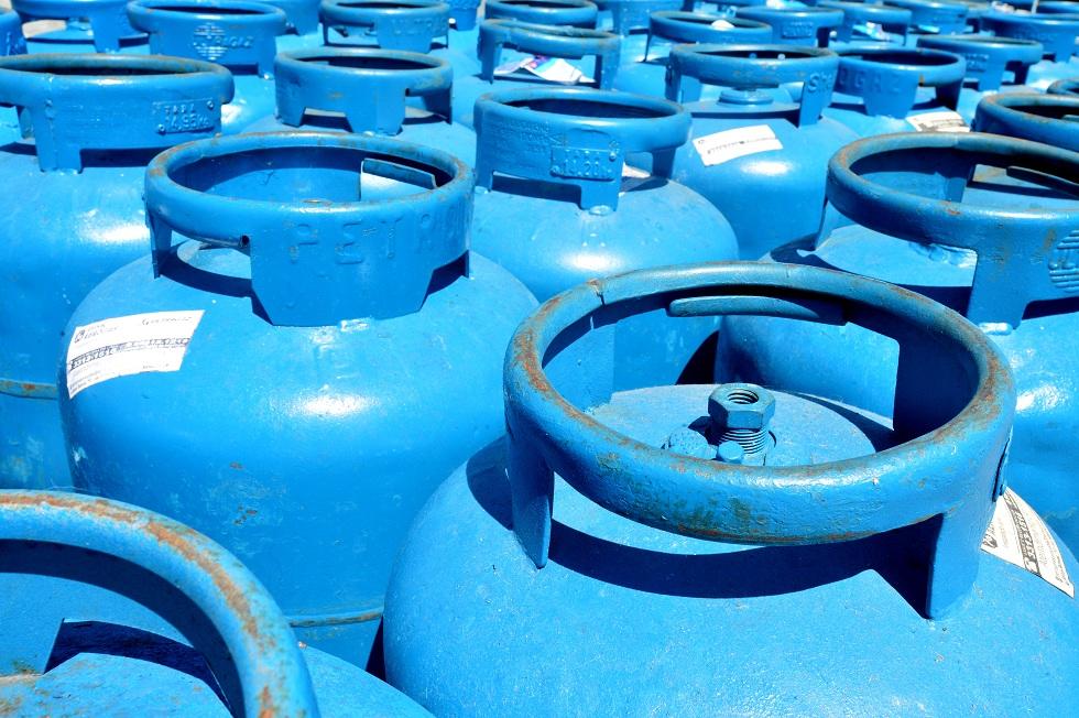 Distribuidoras de gás já limitam venda de botijões