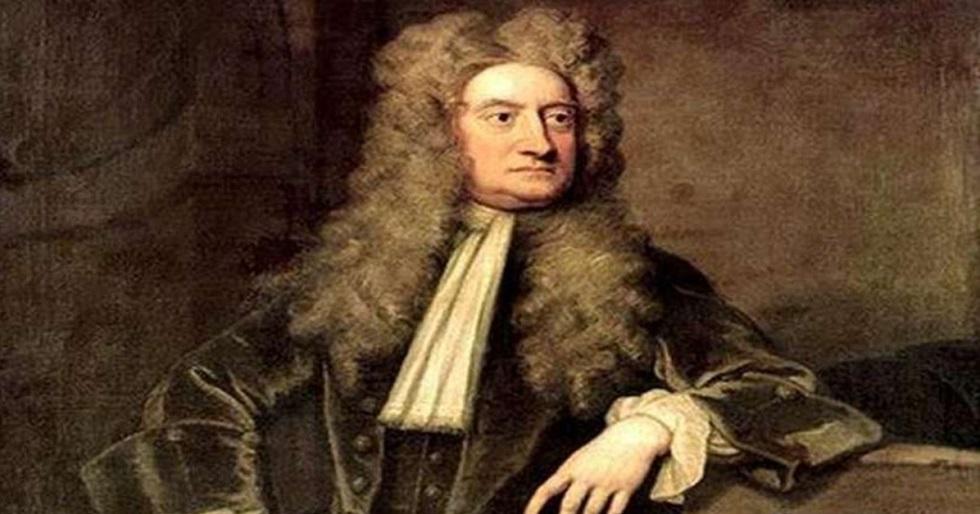 Exemplar de livro raro de Isaac Newton é descoberto em biblioteca em Córsega
