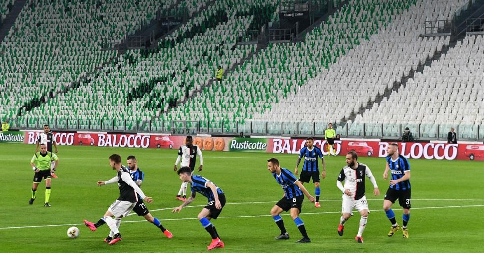 Governo da Itália suspende eventos esportivos até 3 de abril