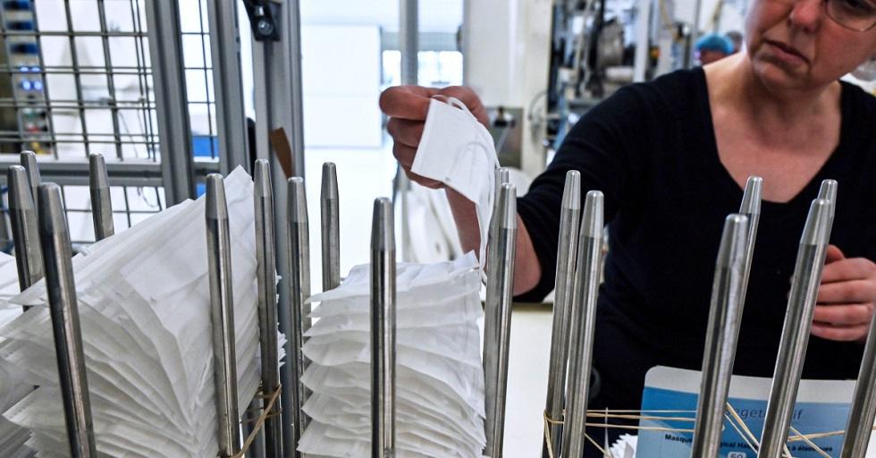 Cerca de 2 mil máscaras cirúrgicas são roubadas de hospital na França