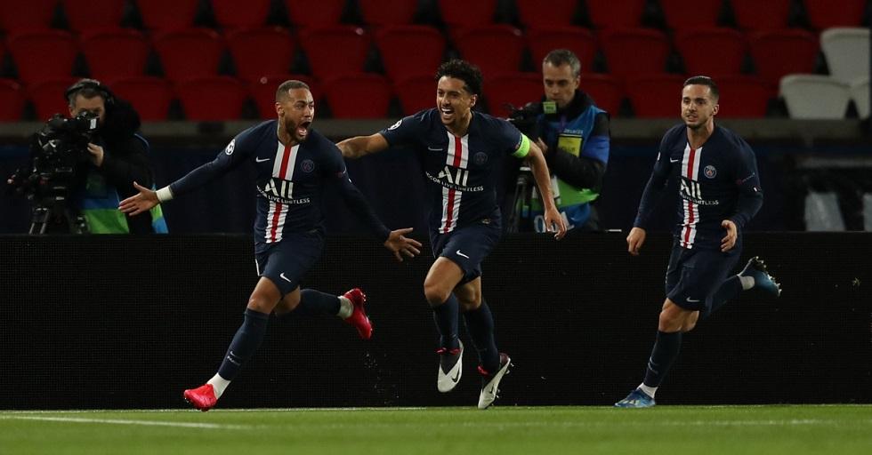 Neymar marca, PSG bate Borussia Dortmund e avança na Liga dos Campeões
