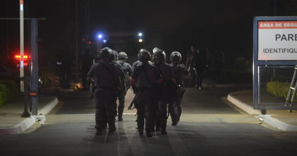 Suspensão de saidinhas motivou fuga de presídios paulistas, diz governo