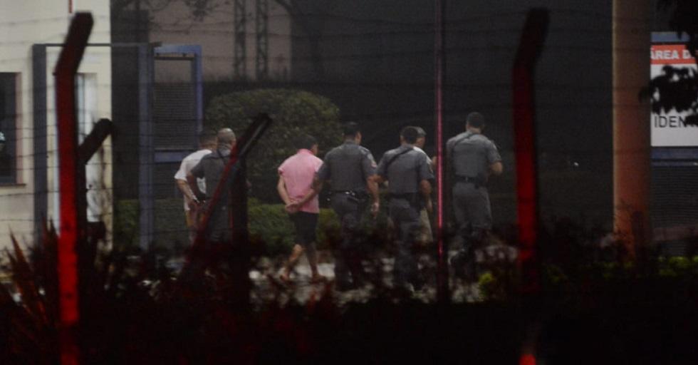 Presídio de Porto Feliz tem rebelião e fuga de detentos