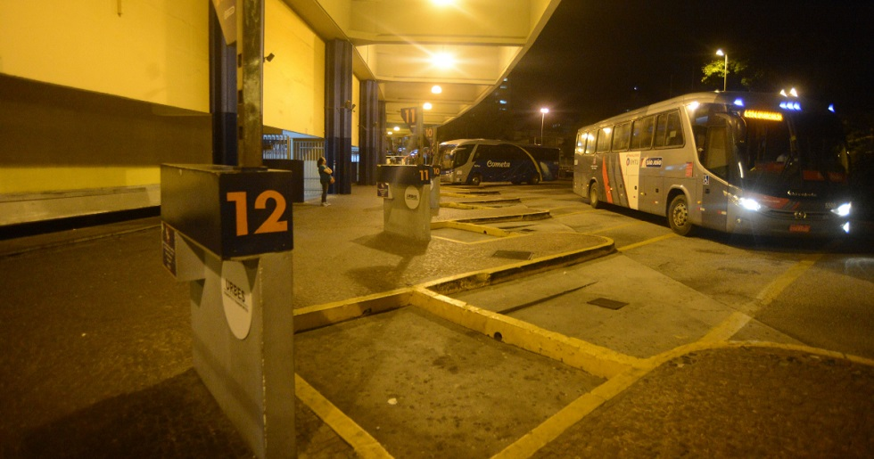 rodoviária de sorocaba sem ônibus