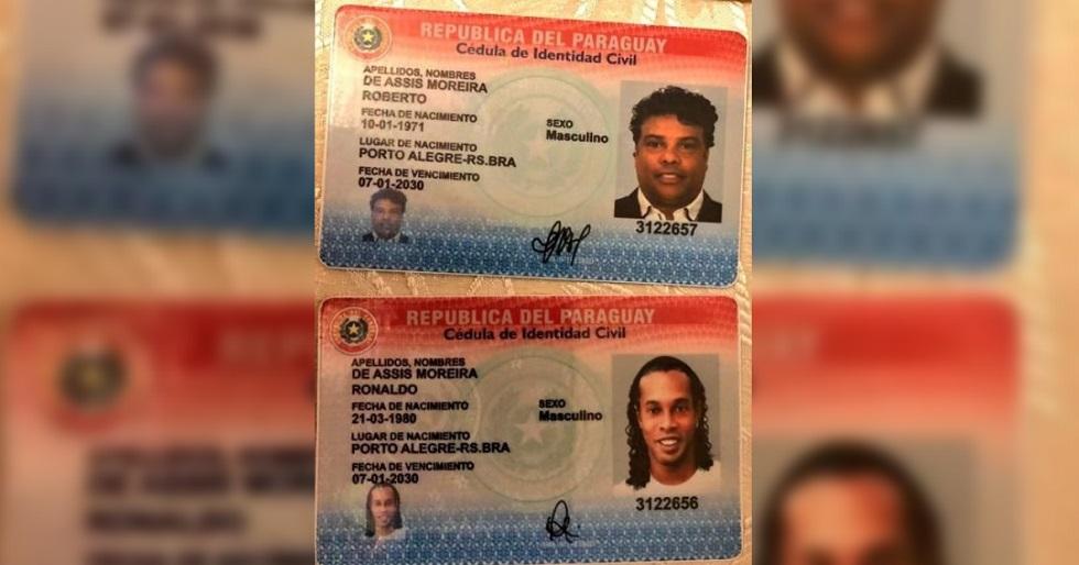 Caso Ronaldinho envolve policiais, fiscais e até banco estatal
