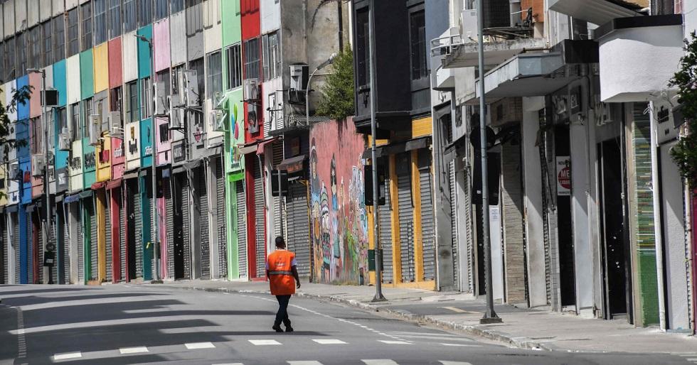 Coronavírus já mata 1 a cada 2h20 no estado de São Paulo
