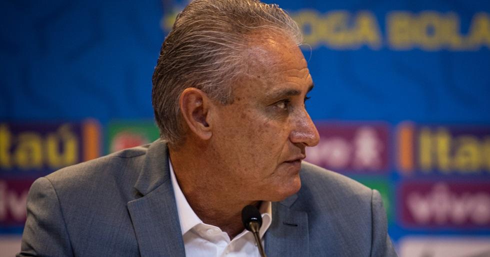 Tite destaca importância do Brasil jogar no Recife nas Eliminatórias