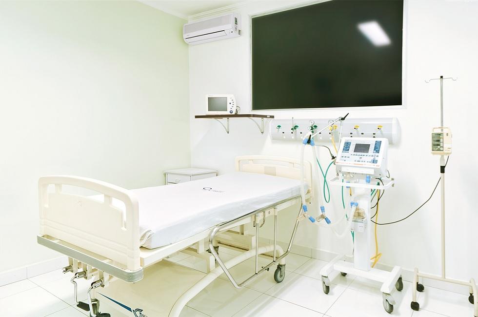 Redes de saúde têm 409 respiradores mecânicos