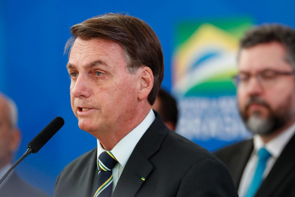 Bolsonaro confirma Alexandre Ramagem no comando da PF
