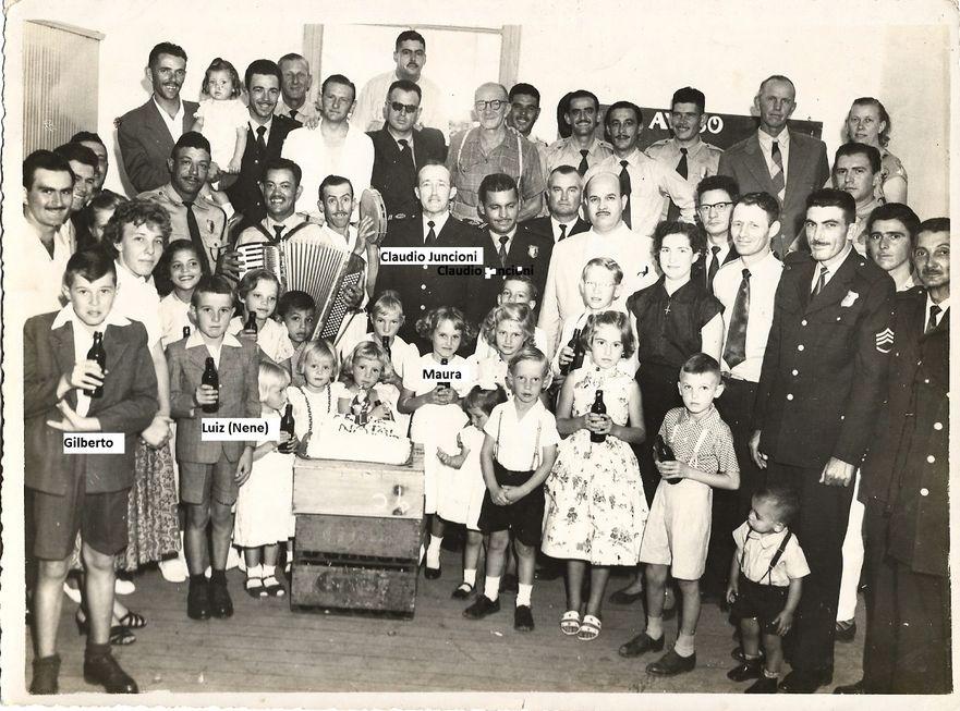 A Guarda Civil e a família Juncioni