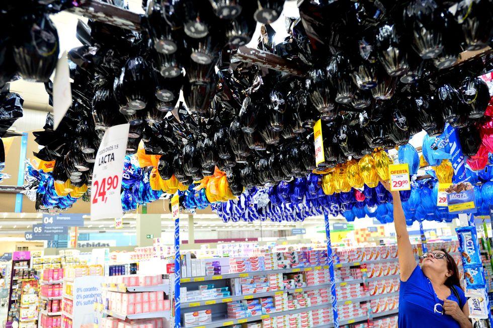 Acso projeta retração no comércio de ovos de chocolate e itens típicos